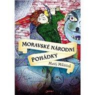 Moravské národní pohádky - Kniha