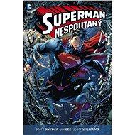 Superman Nespoutaný - Kniha