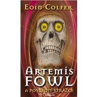 Artemis Fowl Poslední strážce - Kniha