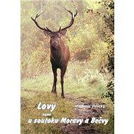 Lovy nejen u soutoku Moravy a Bečvy - Kniha