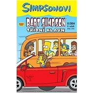 Bart Simpson Třídní klaun: 41944 - Kniha