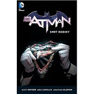 Batman Smrt rodiny - Kniha