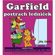 Garfield postrach ledniček - Kniha