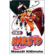 Naruto 20 Naruto vs. Sasuke - Kniha