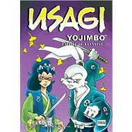 Usagi Yojimbo Příběh Tomoe - Kniha