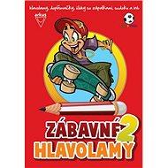 Zábavné hlavolamy 2 - Kniha