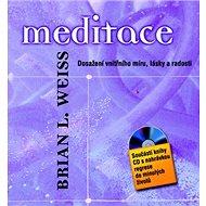 Meditace + CD - Kniha