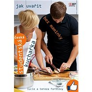 Česká studentská kuchařka - Kniha