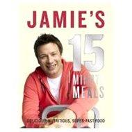 Jamie's 15-minute Meals - Kniha