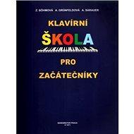 Klavírní škola pro začátečníky - Kniha
