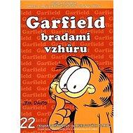 Garfield bradami vzhůru - Kniha