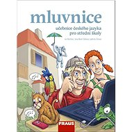Kniha Mluvnice Učebnice českého jazyka pro střední školy - Kniha