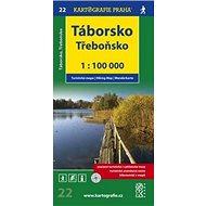 Táborsko Třeboňsko 1:100 000: mapa K22 - Kniha