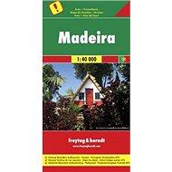 Automapa Madeira 1:40 000 - Kniha