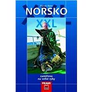 Kniha Norsko XXL - Kniha