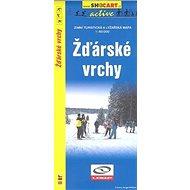 Žďárské vrchy 1:60 000: Turistická m. zimní - Kniha