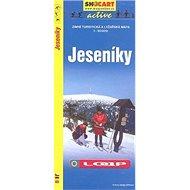 Jeseníky 1:50 000: Turistická m.zimní - Kniha