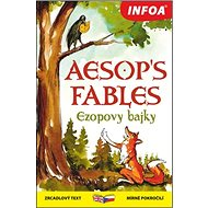 Aesop´s fables/Ezopovy bajky: zrcadlový text mírně pokročilí - Kniha