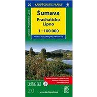 Šumava Prachaticko Lipno 1:100 000 - Kniha