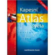 Kapesní atlas světa - Kniha