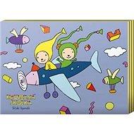 Kouzelná školka leporelo - Kniha