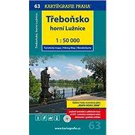 Třeboňsko Horní Lužnice 1:50 000: mapa 63 - Kniha