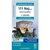 111 nej...České Republiky 1:500 000 - Kniha