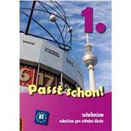Passt schon! 1. díl: Učebnice a pracovní sešit. Němčina pro ptřední školy - Kniha