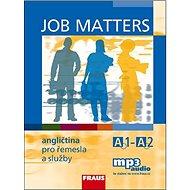Job Matters Angličtina pro řemesla a služby: Učebnice + poslech mp3 - Kniha