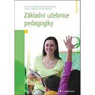 Základní učebnice pedagogiky - Kniha