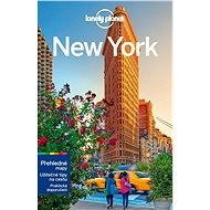 New York: Z řady průvodců Lonely Planet - Kniha