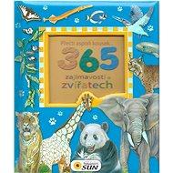 365 zajímavostí o zvířatech: Přečti aspoň kousek