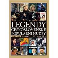 Legendy československé populární hudby: 70. a 80. léta - Kniha