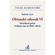 Občanský zákoník VI. Závazkové právo. Zvláštní část (§ 2055-3014). Komentář/ EVK: Závazkové právo. Z - Kniha