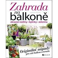 Zahrada na balkoně - Kniha