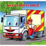 Max sa znova smeje - Kniha