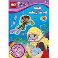 LEGO Friends Najdi, nalep, bav se! - Kniha