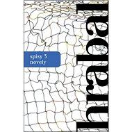 Spisy 3 Novely - Kniha