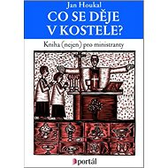 Co se děje v kostele?: Knížka (nejen) pro ministranty - Kniha