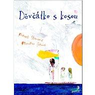 Děvčátko s kosou - Kniha