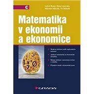 Matematika v ekonomii a ekonomice - Kniha