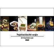 Vegetariánské orgie - Kniha