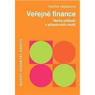 Veřejné finance Sbírka řešených příkladů a případových studií - Kniha
