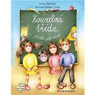 Kouzelná třída, příběh pokračuje - Kniha