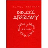 Biblické aforismy - Kniha