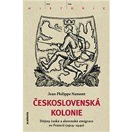 Československá Kolonie: Dějiny české a slovenské imigrace ve Francii (1914-1940) - Kniha
