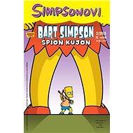 Bart Simpson Špión kujón: 42036 - Kniha
