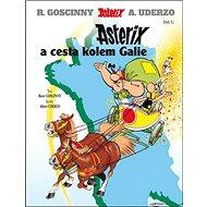 Asterix a cesta kolem Galie: Díll V. - Kniha