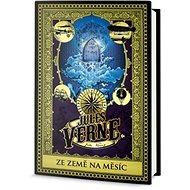 Ze Země na Měsíc - Kniha