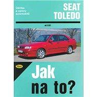 Seat Toledo od 9/91: Údržba a opravy automobilů č. 34 - Kniha